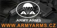 ARMYARMS.cz - zbraně, střelivo, střelnice