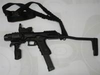 Glock 17 Gen3 v konverzi FAB, r. 9 Luger