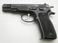 ČZ 85, r.9 Luger