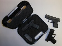 Glock 43 Gen4, r.9 Luger