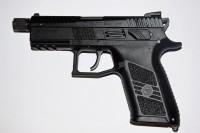 CZ P-07 se závitem, 9mm Luger Určeno pouze pro výcvik ozbrojených složek!