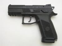 CZ P-07; 9mm Luger