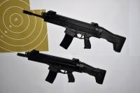 """Bren 2, ráže 5,56x45 NATO, délka hlavně 8"""" a 11"""" Určeno pouze pro ozbrojené složky!"""