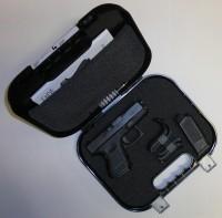 Glock 26 gen 4; 9mm Luger