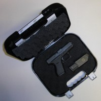 Glock 43 gen 4; 9mm Browning