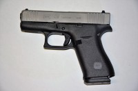 GLOCK 43X, 9 mm Luger