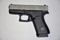 GLOCK 43X, 9 mm Luger