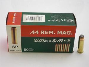 ARMYARMS.cz nabízí: SB 44 REM.MAG. SP 15,55g/240grs