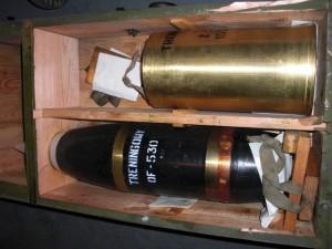 Nb 152 mm - 43 OF 530 tréningový