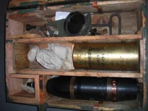 ARMYARMS.cz nabízí: Nb 122 mm HB - 38 OF tréningový