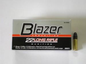ARMYARMS.cz nabízí: BLAZER 22 LR 2,59g/40grs