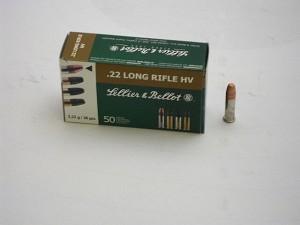 SB 22 LR HV 2,33g/36grs