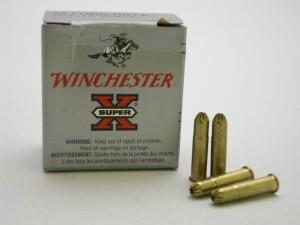 WINCHESTER 22 LR 12 SHOT (brokové)