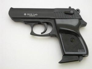 ARMYARMS.cz nabízí: Plynová pistole Ekol LADY - černá