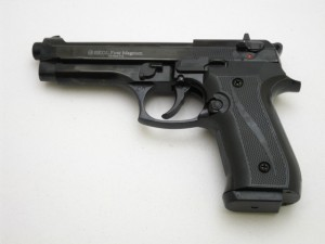 ARMYARMS.cz nabízí: Plynová pistole Ekol FIRAT MAGNUM F92 - černá