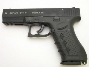 ARMYARMS.cz nabízí: Plynová pistole ZORAKI 917 - černá