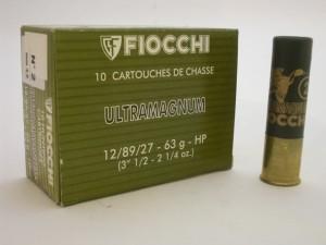FIOCCHI 12/89/63g HP ULTRAMAGNUM