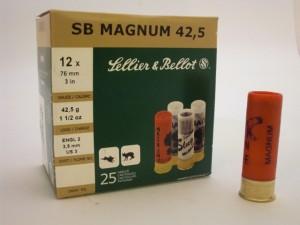 ARMYARMS.cz nabízí: SB 12/76/42,5g MAGNUM