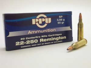 PPU 22-250 REMINGTON