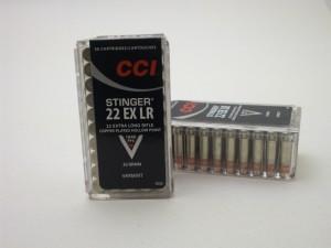 ARMYARMS.cz nabízí: CCI 22 EX LR STINGER 32 grs