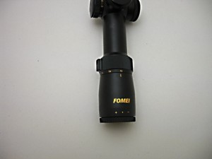 FOMEI 4-16x56 BEATER SMC, IR-SF puškohled