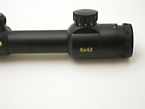 FOMEI 6x42mm LEADER RP puškohled (tubus 30mm), červený bod
