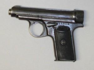ARMYARMS.cz nabízí: SAUER & SOHN 1913