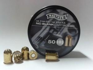 ARMYARMS.cz nabízí: Nábojka WALTHER 9mm RK BLANK
