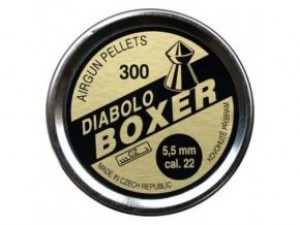 ARMYARMS.cz nabízí: DIABOLO BOXER 5,5mm