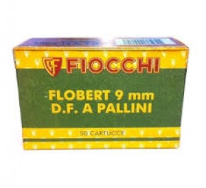FIOCCHI FLOBERT 9mm D.F.A Pallini