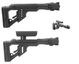 Sklopná pažba FabDefense UAS-VZP(L) pro SA-58