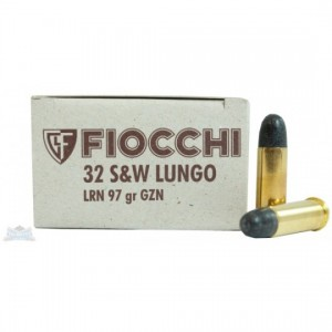 ARMYARMS.cz nabízí: FIOCCHI 32 S&W LUNGO