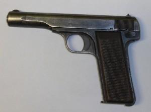 ARMYARMS.cz nabízí: Fabrique Nationale Model 1922