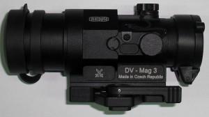 ARMYARMS.cz nabízí: meopta DV MAG 3