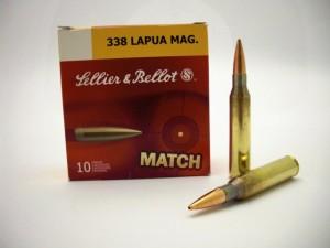 SB 338 LAPUA MAG. HPBT MATCH 16,2g/250grs