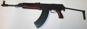 ARMYARMS.cz nabízí: GAZELA 58 V samonabíjecí puška