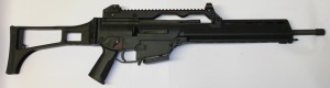 Heckler & Koch HK 243 S SAR Black