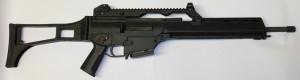 Heckler & Koch HK 243 S SAR Black