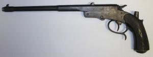 ARMYARMS.cz nabízí: Pistole jednoranová