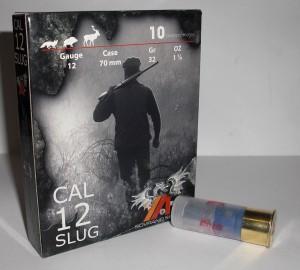 ARMYARMS.cz nabízí: YAF 12/70 Slug YAS