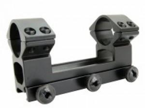 ARMYARMS.cz nabízí: Montáž jednodílná 22mm/25,4 vysoká