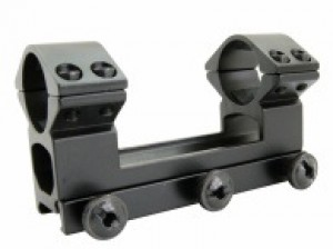 Montáž jednodílná 11mm/25,4 (30) vysoká
