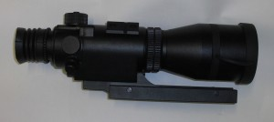 Noční vidění Armasight Hunter WWZ 4x - zaměřovač