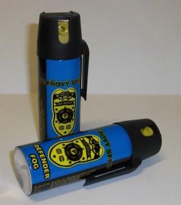 Obranný sprej pepřový Defender FOG 50ml