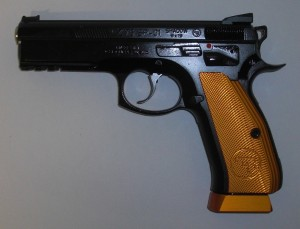 ARMYARMS.cz nabízí: CZ 75 SP-01 Shadow Orange