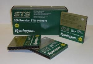 Zápalky STS 209 brokové Premier Remington