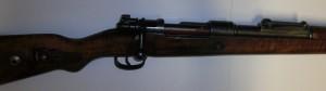 Puška opakovací 98K Mauser