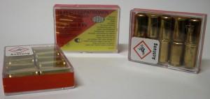 Plynové náboje Wadie W7 cal.9 mm PV Pepper