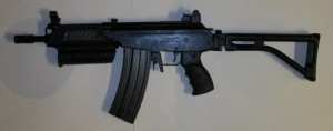 ARMYARMS.cz nabízí: Works Galil-ZS SAR Commando