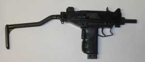 MICRO UZI L 9mm
